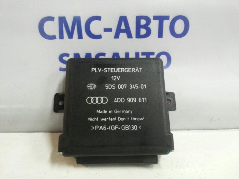 Блок управления рулевой колонкой Audi Allroad C5 2.7T BES 2000