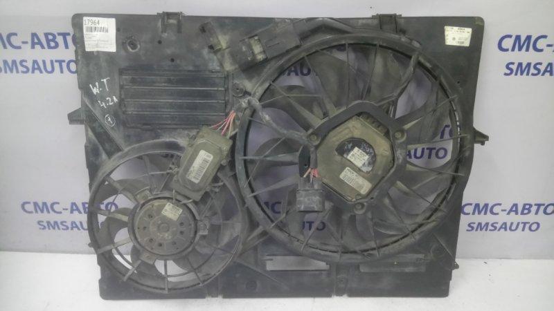Рамка вентиляторов WV Touareg 3,2л