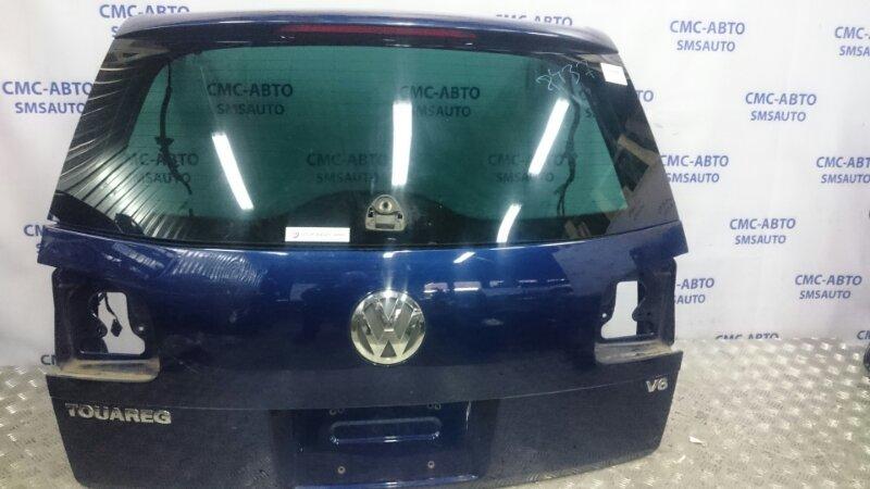 Дверь багажника WV Touareg 2003-2009