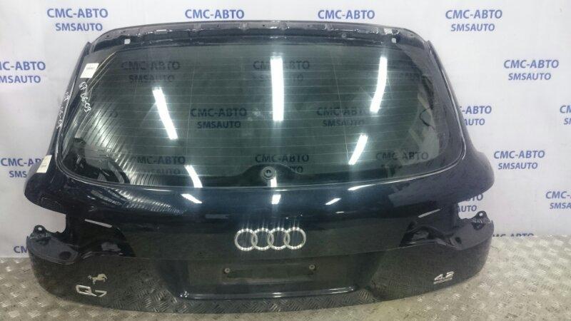 Дверь багажника Audi Q7