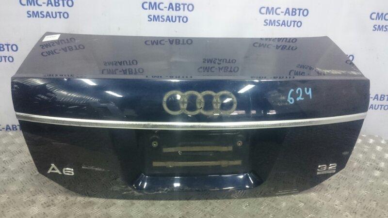 Дверь багажника Audi A6 4F седан