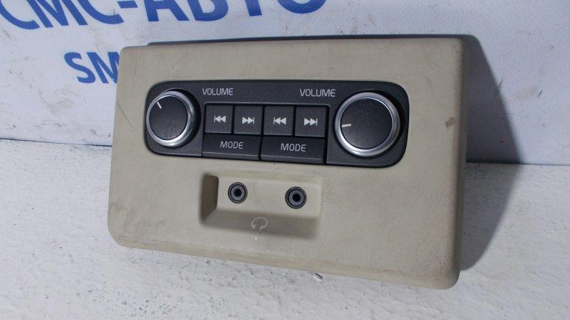 Блок управления сигнала магнитолы Volvo S80 2007