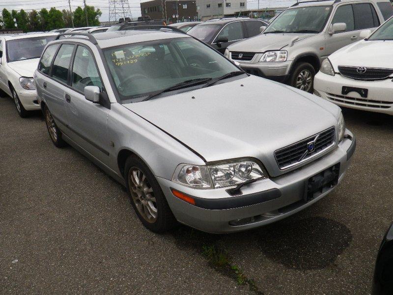Разборка вольво s40 v40 Volvo S40 2.0Т 2003
