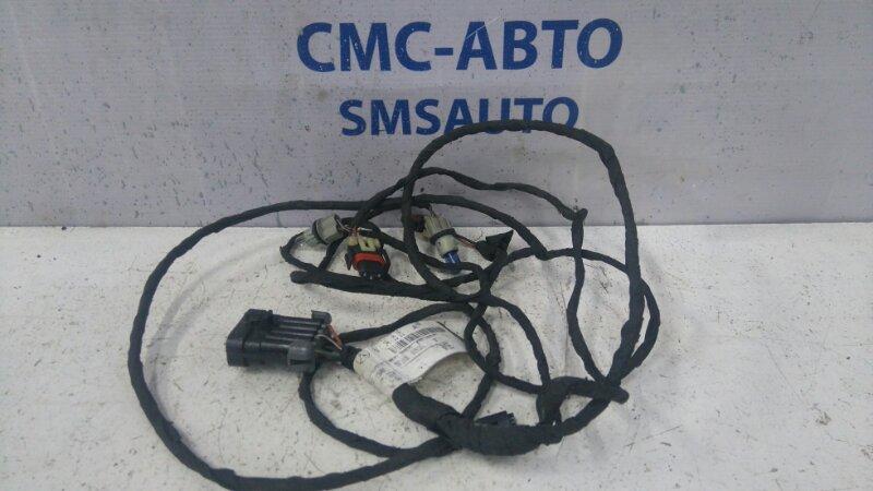 Проводка бампера Mercedes R-Klasse W251 R350 2006 передняя