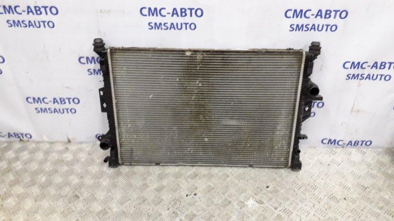 Радиатор охлаждения двс Volvo S80 С80 2.5T 2007