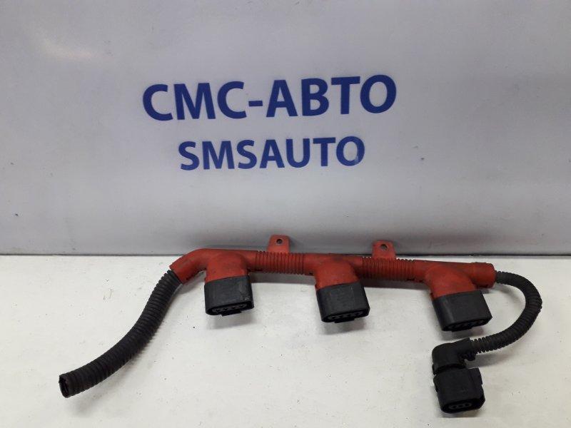 Проводка катушек зажигания Audi A6 C5 3.0 2001