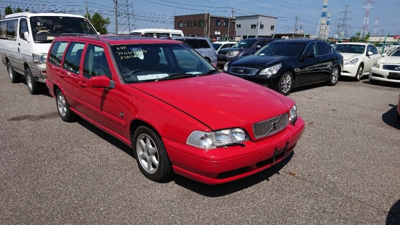 Разборка вольво s70 v70 Volvo S70 1998