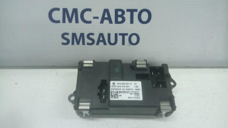 Резистор отопителя Audi A6 C6 3.2 AUK 2008