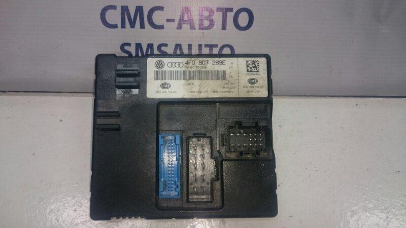 Блок управления бортовой сети Audi A6 C6 3.2 AUK 2005