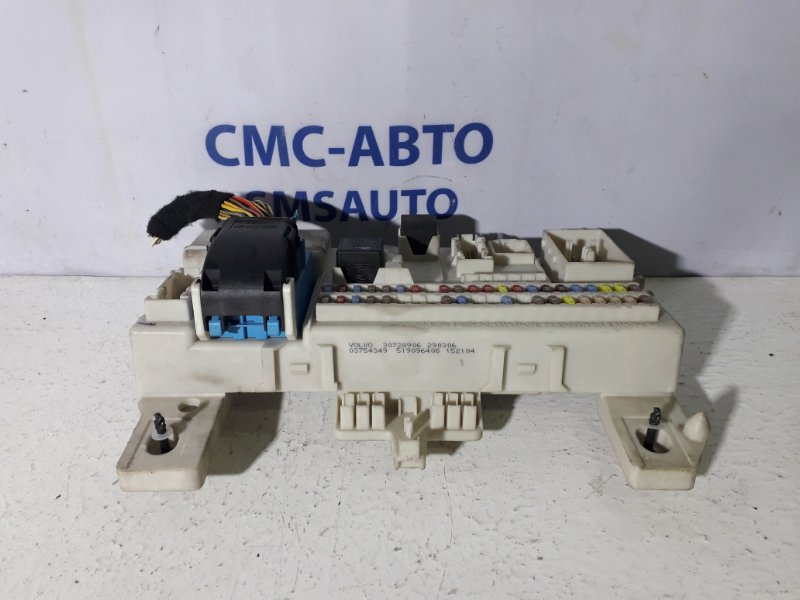 Центральный электронный модуль