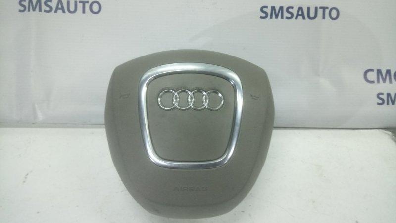 Подушка безопасности водителя Audi A6 C6 3.2 AUK 2008