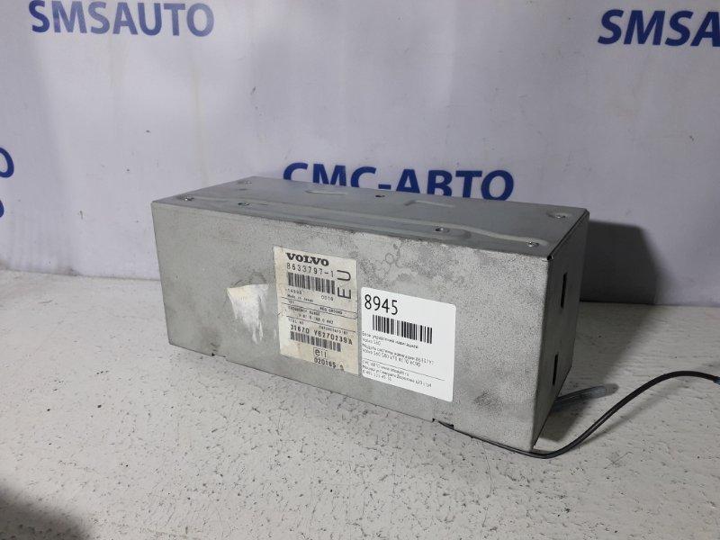 Модуль системы навигации 8633797 Volvo S60 S80 V70 XC70 XC90
