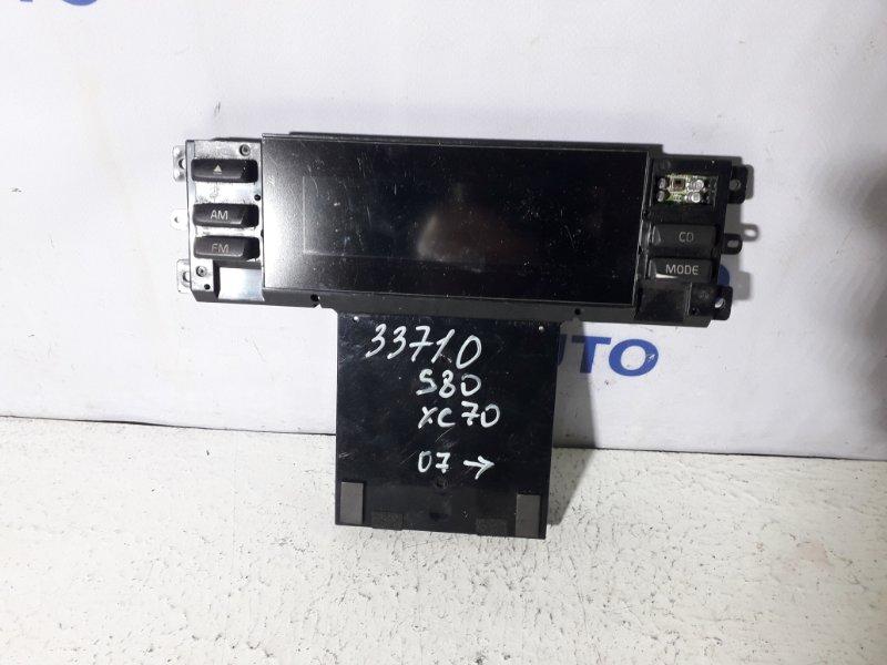 Дисплей информационный Volvo S80 2007