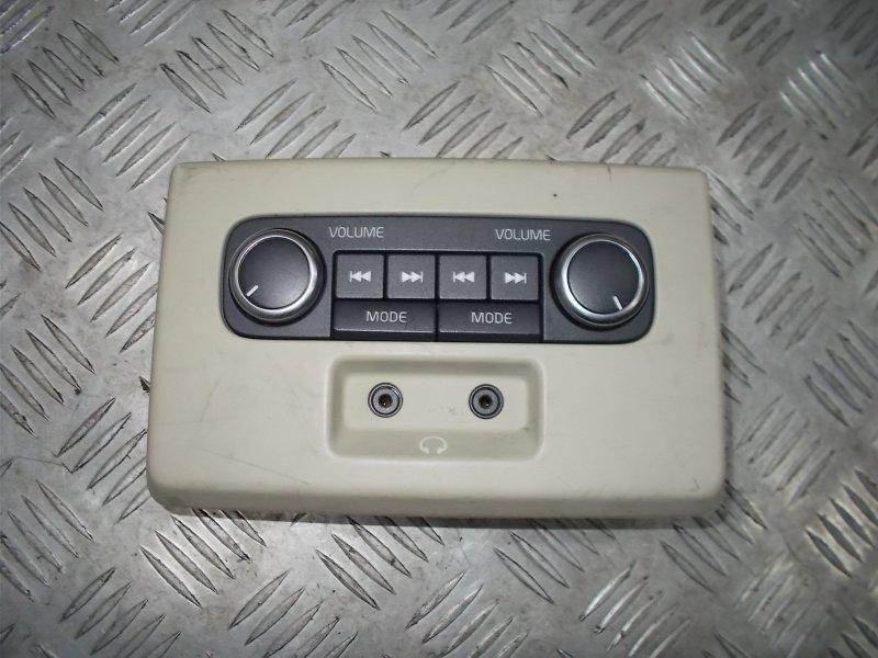 Блок управления сигнала магнитолы Volvo S80 С80 3.2 2007