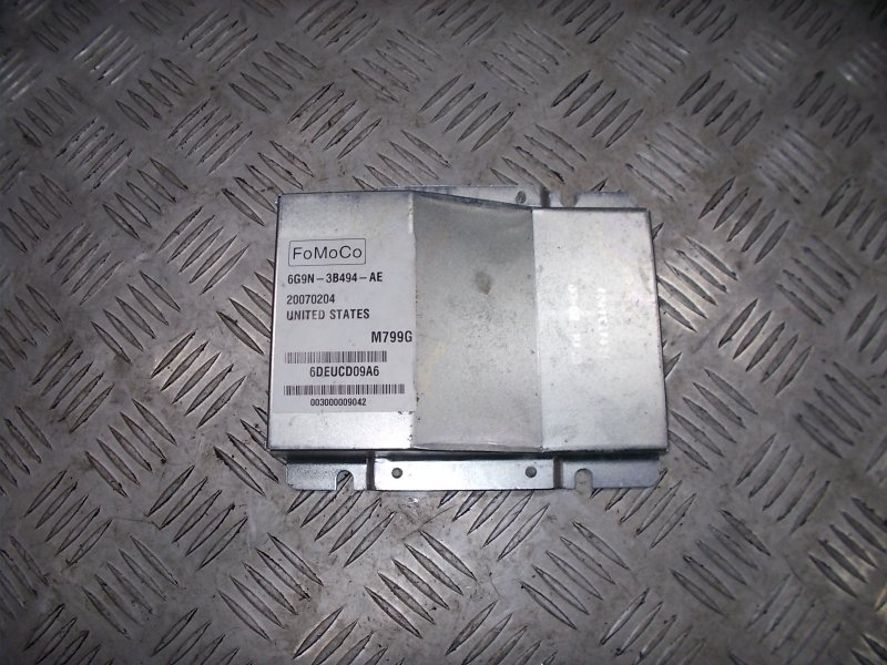 Блок управления подвеской Volvo S80 С80 3.2 2007