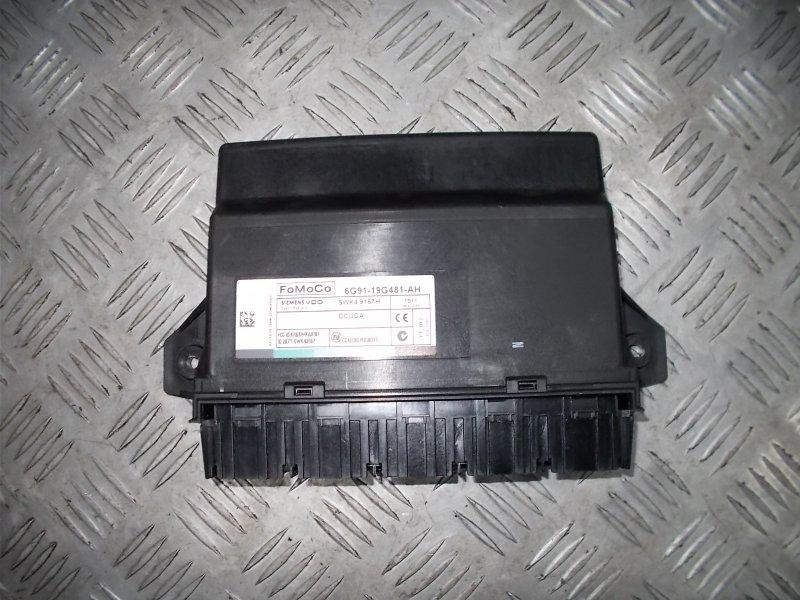 Блок бесключевого доступа Volvo S80 С80 3.2 2007