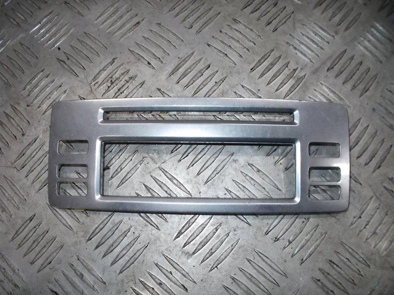 Рамка магнитолы Volvo S80 С80 3.2 2007