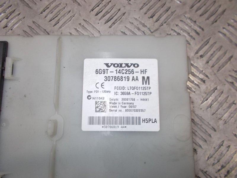 Cem центральный электронный модуль Volvo S80 С80 3.2 2007