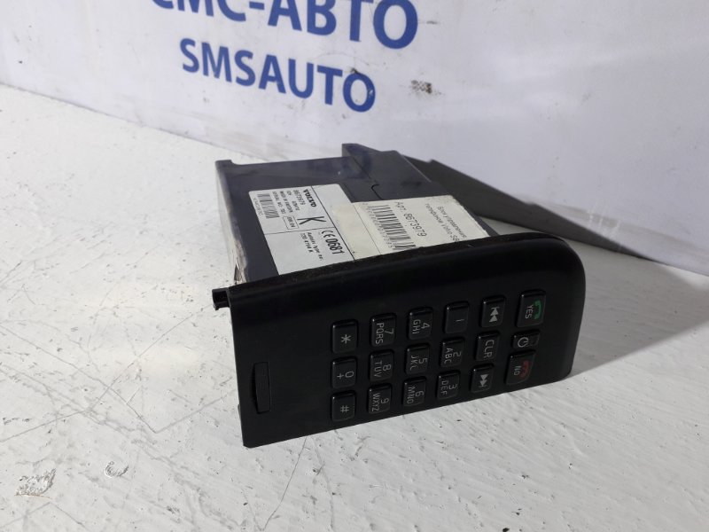 Блок управления телефоном Volvo S80