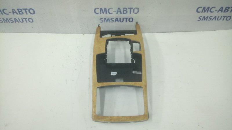 Накладка кулисы кпп Audi A6 C6 3.2 AUK 2008