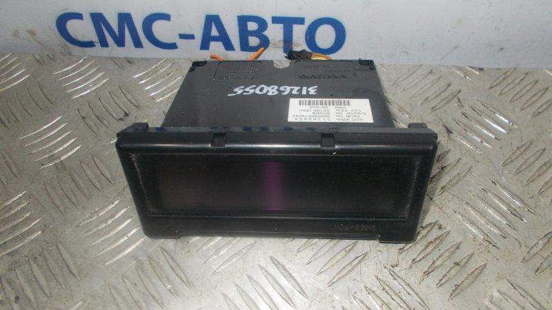 Дисплей информационный Volvo S40 2.0 2008