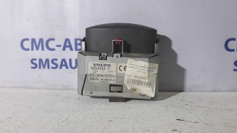Дисплей информационный Volvo S80 1998