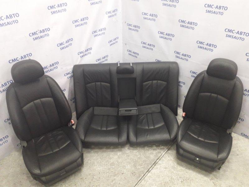 Салон Mercedes Cls-Klasse W219 CLS350
