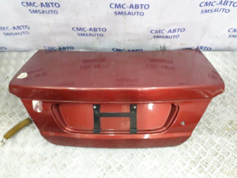 Крышка багажника вишня 8618156 Volvo C70 98-04