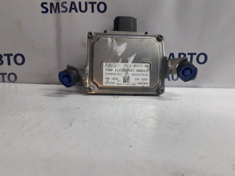 Блок управления топливным насосом S80 V70 V60 08-