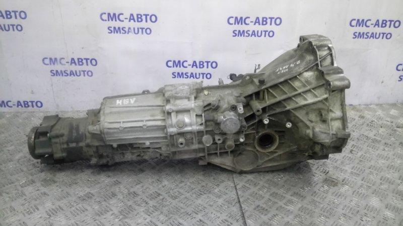 МКПП Audi A6 4F 2,4 BDW 4WD