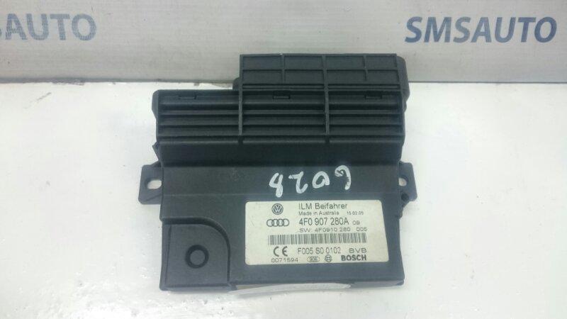 Блок управления бортовой сети Audi A6 4F 3.2 AUK 2004