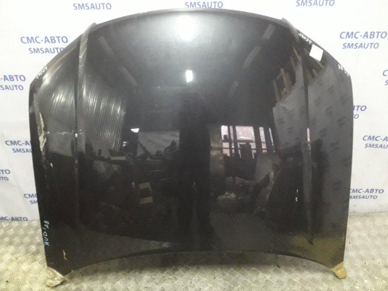 Капот A8 D3 темный