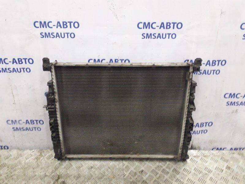 Радиатор охлаждения двс Mercedes Ml W164 3.5 2005