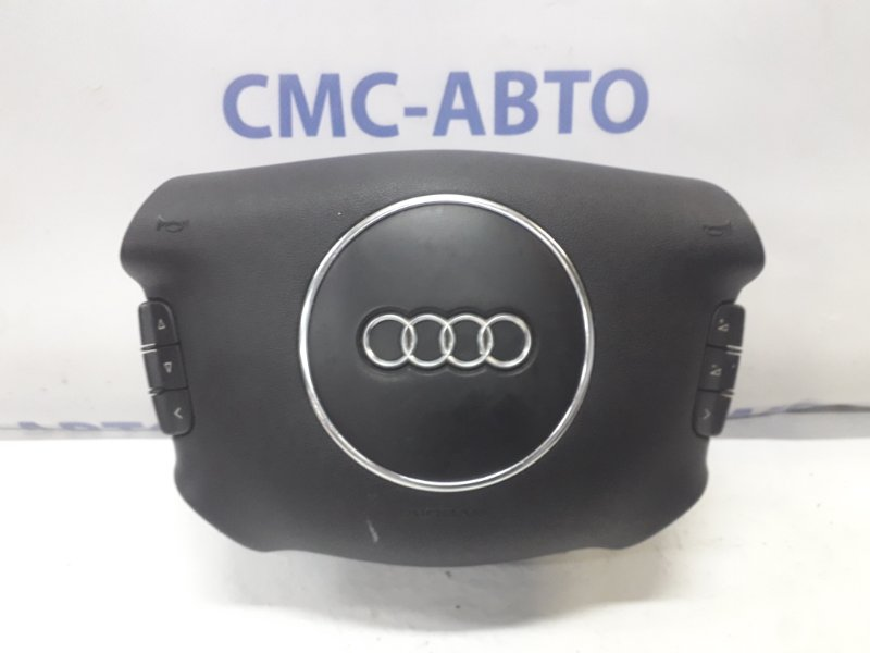 Подушка безопасности водителя Audi A6 C5 2.5TDI AKE 2000