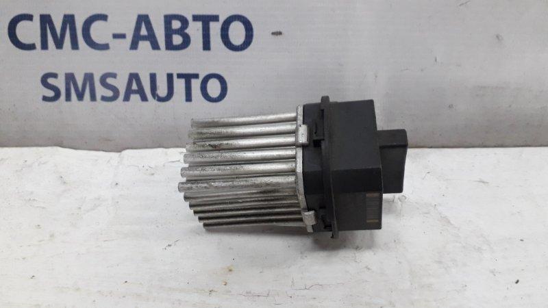 Резистор отопителя 30767040 Volvo S60 V60 S80 V70 XC70 07-