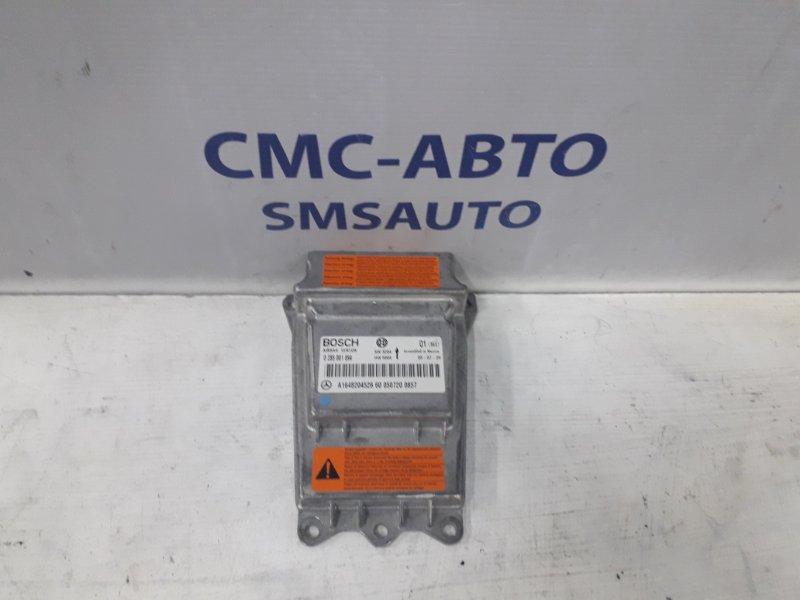 Блок управления airbag srs Mercedes Ml W164 3.5 2005