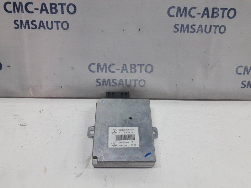 Блок управления телефоном Mercedes Ml W164 3.5 2005