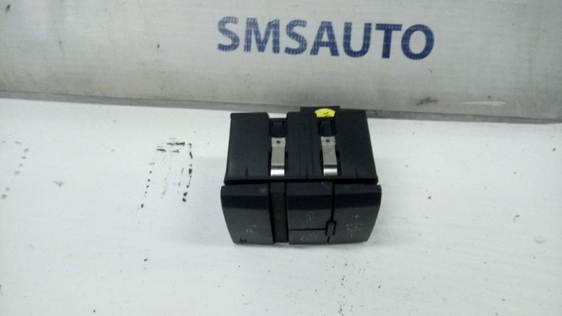 Кнопка панели приборов Audi Q7