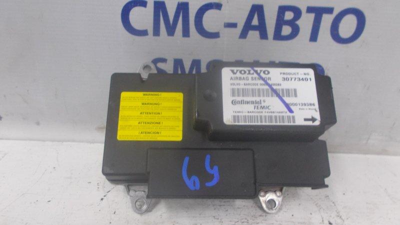 Блок управления airbag srs Volvo S40 2.4 2005