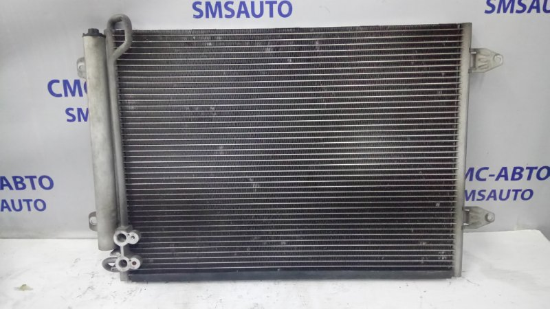 Радиатор кондиционера Volkswagen Passat B6 2.0 2006