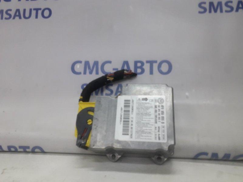 Блок управления air bag Audi A6 C6 2.4 BDW 2005