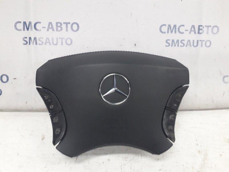 Подушка безопасности водителя Mercedes S-Klasse W220 5.0 2002