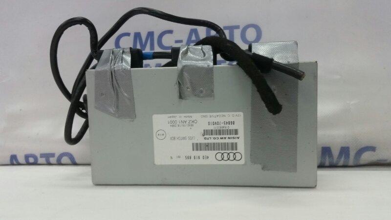 Блок управления навигацией Audi A6 C6 2.4 BDW 2005