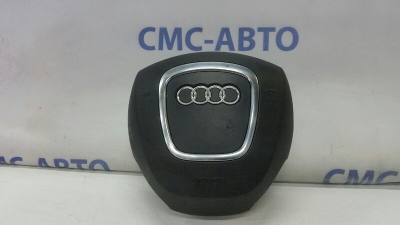 Подушка безопасности водителя Audi A6 C6 2.4 BDW 2005