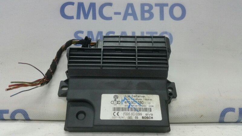 Блок управления бортовой сети Audi A6 C6 2.4 BDW 2005