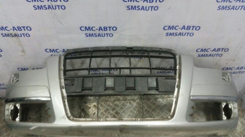 Бампер Audi A6 C6 2.4 BDW 2005 правый