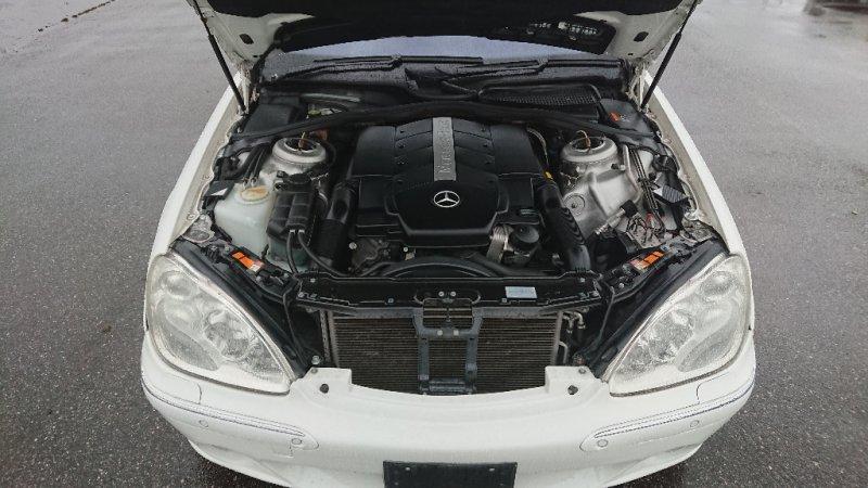 Разборка мерседес w220 s500 Mercedes S-Klasse 5.0 2002