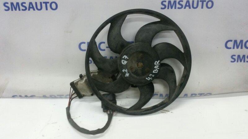 Вентилятор двс Audi Q7 4.2 BAR 2006