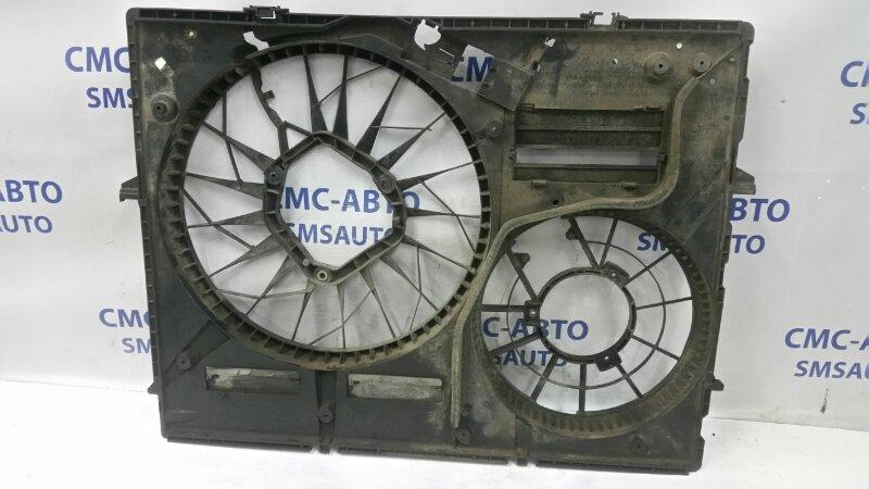 Диффузор вентилятора Volkswagen Touareg 3.6FSI BHK 2003