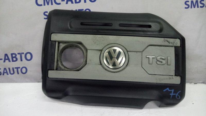 Накладка двс Volkswagen Tiguan 2.0T